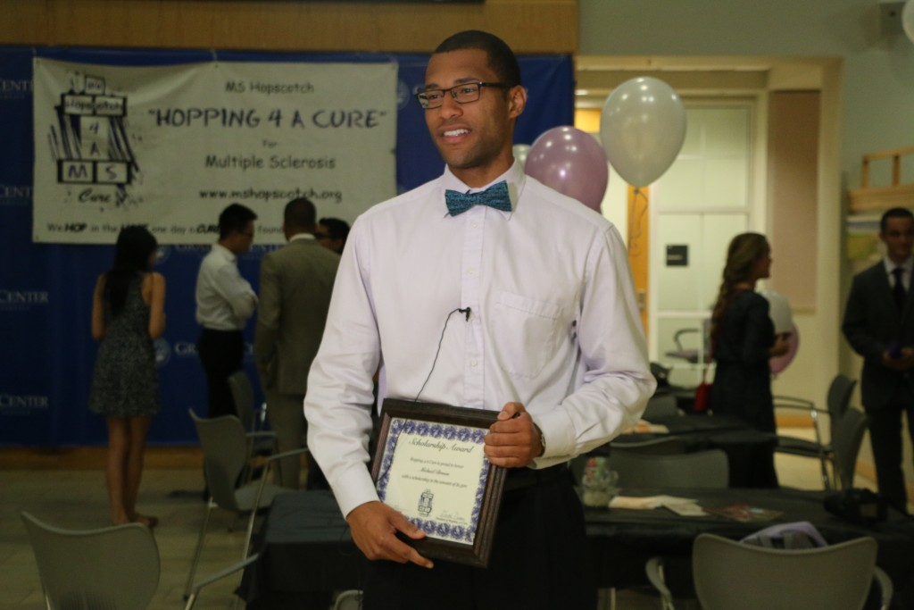 Michael Brown - UF Hopping 4 A Cure Scholarship Recipient